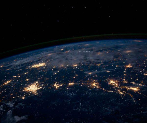 Disminución de la actividad del planeta