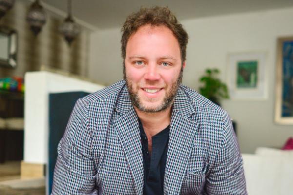 Enzo Langer, emprendedor mercado inmobiliario