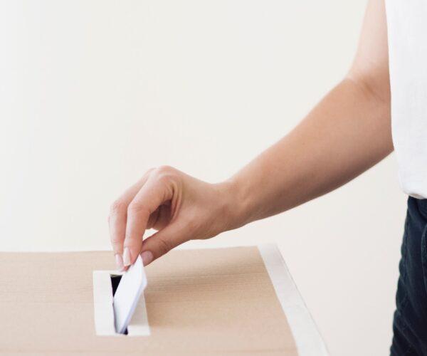 Propaganda electoral chilena