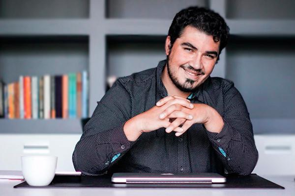 Danyelo Oteiza, emprendedor inmobiliario.