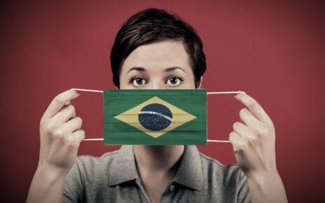 Coronavirus nuevo en Brasil