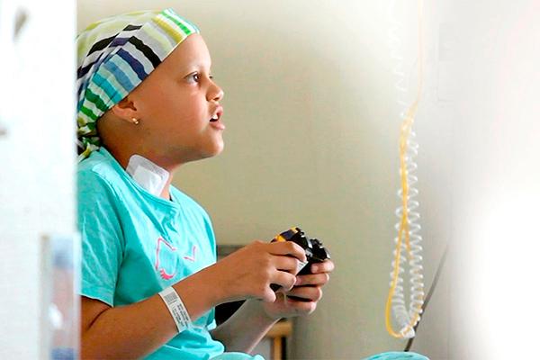 videojuegos como terapia en el tratamiento del cáncer