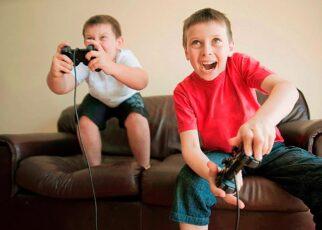 Otto Dörr habla sobre los niños y los videojuegos