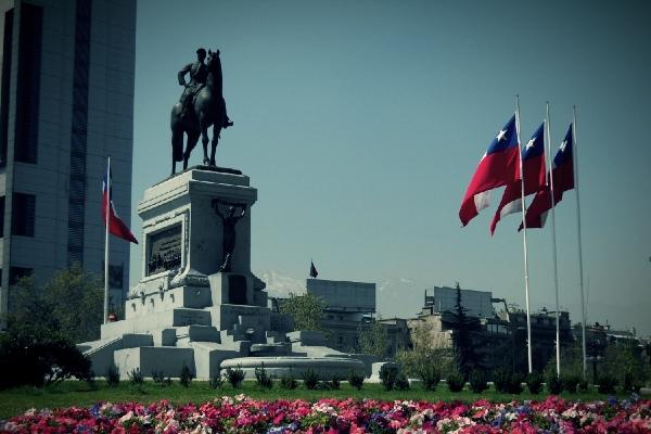 Estatua del General Baquedano