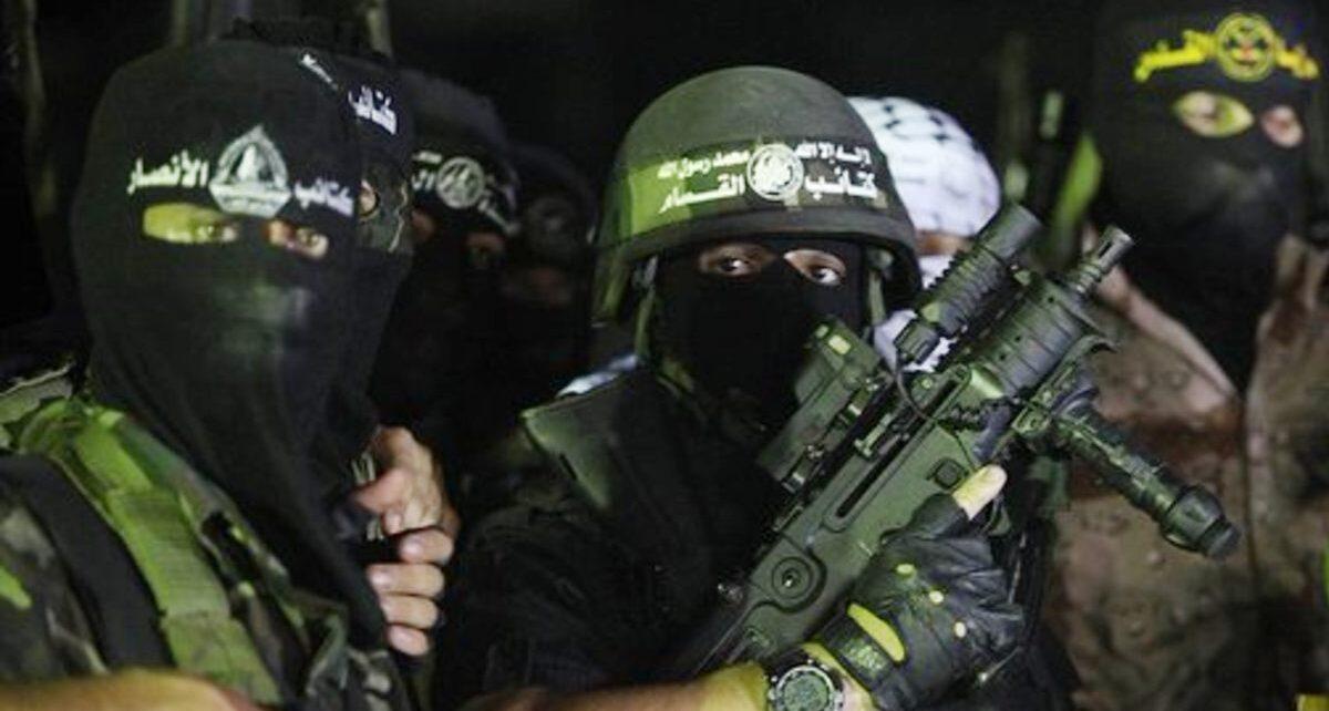 Grupo terrorista palestino