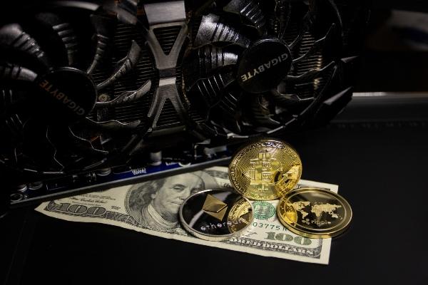 Producción de bitcoin