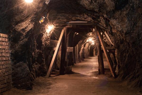 Túnel para robar